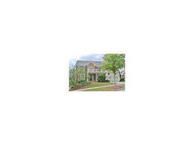 Lithia Springs Single Family Home For Sale: 9090 Hanover Street