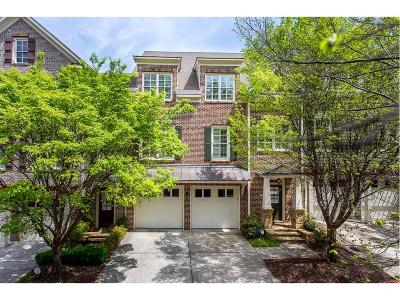Kennesaw Condo/Townhouse For Sale: 2418 Saint Davids Square NW #17