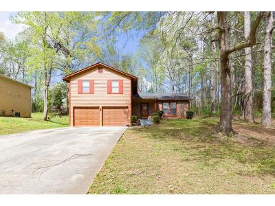 Single Family Home For Sale: 4571 Old Lake Drive