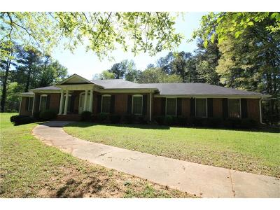Decatur Single Family Home For Sale: 1830 Hudson Road