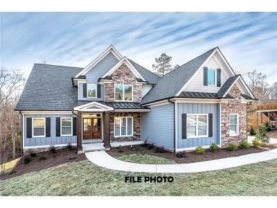Dawsonville Single Family Home For Sale: 312 Overcup Circle