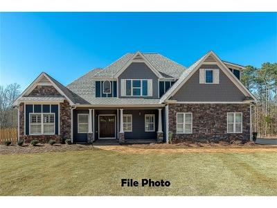 Dawsonville Single Family Home For Sale: 340 Overcup Circle