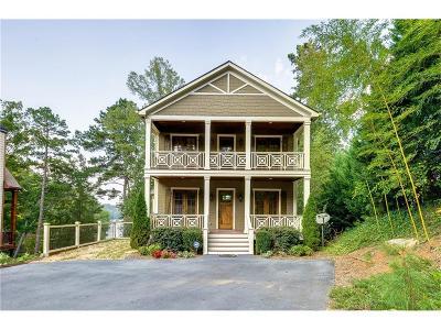 Dawsonville Single Family Home For Sale: 47 Oak Grove Lane