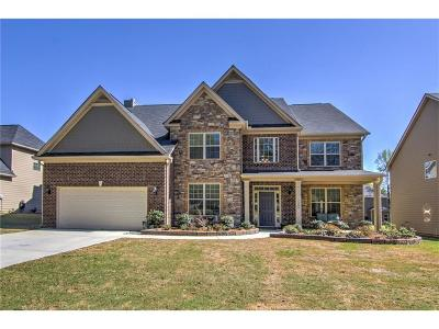 Grayson Single Family Home For Sale: 2408 Britt Street