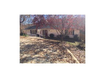 Single Family Home For Sale: 3848 Corinth Drive