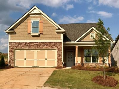 Holly Springs Single Family Home For Sale: 162 Fieldbrook Crossing