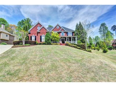 Cumming Single Family Home For Sale: 3020 Corsair Curve