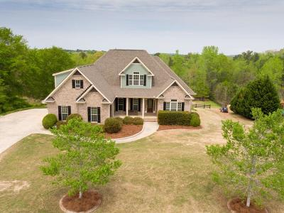 Newton County Single Family Home For Sale: 110 Brookview Place