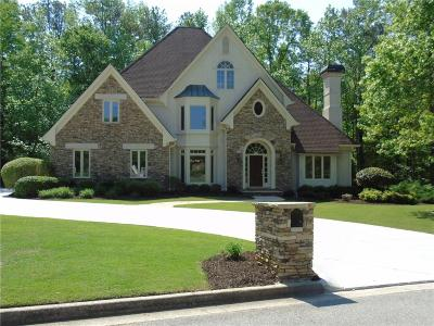 Johns Creek Single Family Home For Sale: 100 Roncard Court