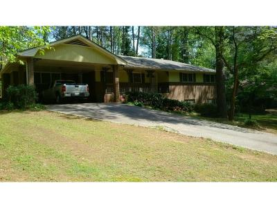 Single Family Home For Sale: 4562 Delanie Court