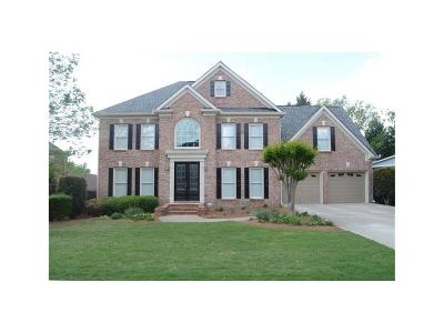Snellville Single Family Home For Sale: 1001 White Cloud Ridge