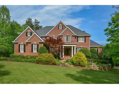 Acworth Single Family Home For Sale: 5226 Hill Road NW