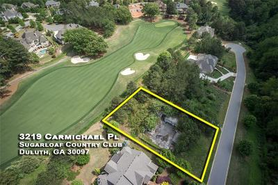 Duluth Residential Lots & Land For Sale: 3219 Carmichael Place