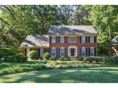 Lilburn Single Family Home For Sale: 5234 Silver Creek Drive SW