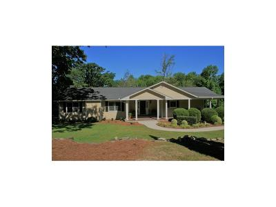 Grayson Single Family Home For Sale: 2365 Rosebud Road