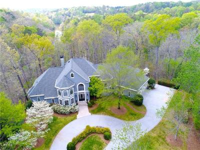 Single Family Home For Sale: 8305 Grogans Ferry Road