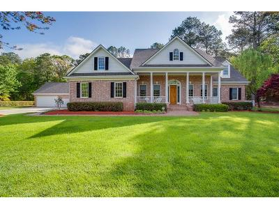 Grayson Single Family Home For Sale: 1800 Seldon Circle