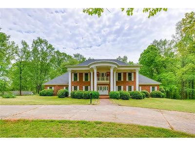 Alpharetta Single Family Home For Sale: 13675 Cogburn Road