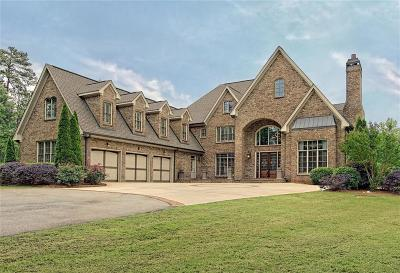 Buford Single Family Home For Sale: 5237 Duncan Creek Road