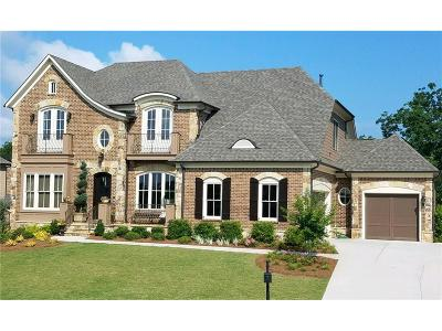 Woodstock Single Family Home For Sale: 229 Big Rock Way