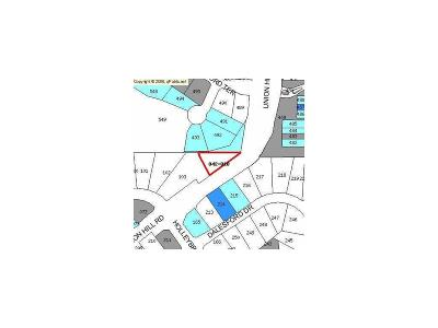 Alpharetta  Residential Lots & Land For Sale: Union Hill Road