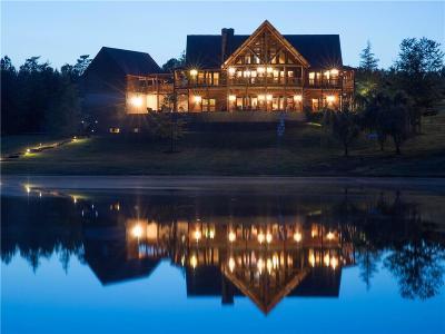 Ranger Single Family Home For Sale: 1027 Red Bone Ridge Road SE