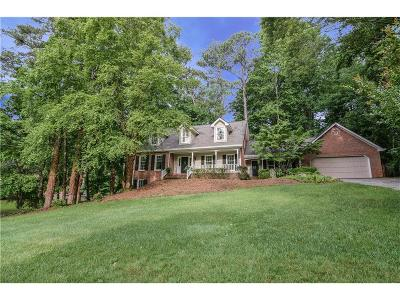 Sandy Springs Single Family Home For Sale: 6985 Northgreen Drive