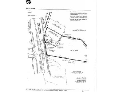 Land/Farm For Sale: 3331 Blackshear Place Drive Winder Highway