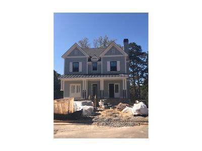 Atlanta Single Family Home For Sale: 1922 Park Chase Lane NE