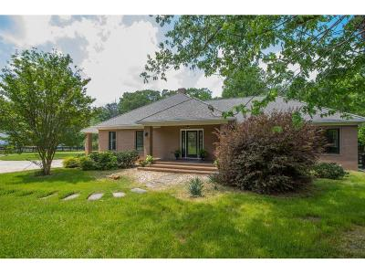 Milton Single Family Home For Sale: 16175 Hopewell Road