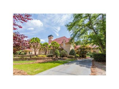 Gwinnett County Single Family Home For Sale: 1350 Dogwood Road