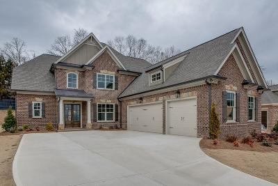 Braselton Single Family Home For Sale: 5711 Autumn Flame Drive