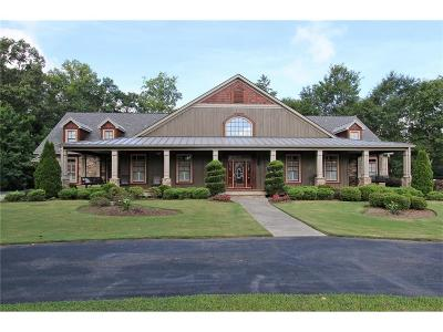 Powder Springs Single Family Home For Sale: 853 Poplar Springs Road