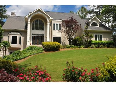 Sandy Springs Single Family Home For Sale: 10 Quarry Lake Court