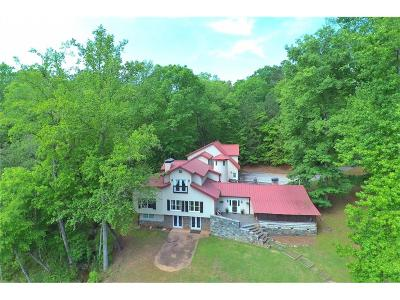 Carroll County, Coweta County, Douglas County, Haralson County, Heard County, Paulding County Single Family Home For Sale: 5580 W Phillips Mill Road