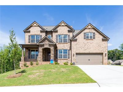 Buford Single Family Home For Sale: 3836 Mabry Ridge Drive