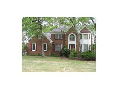 Lilburn Single Family Home For Sale: 5025 Shadow Path Lane SW