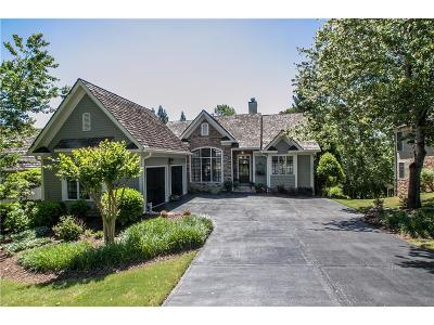 Dawsonville Single Family Home For Sale: 162 River Sound Lane