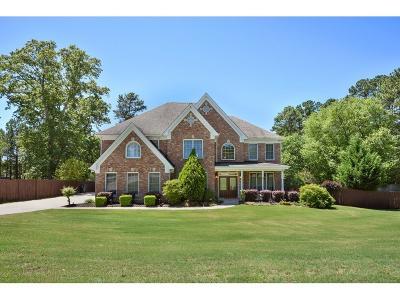 Grayson Single Family Home For Sale: 2305 Ridgedale Drive