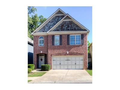 Milton Single Family Home For Sale: 2512 Highglen Court