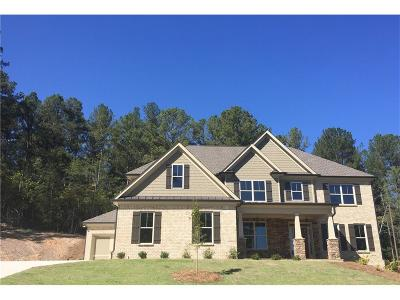 Lawrenceville Single Family Home For Sale: 1498 River Haven Drive