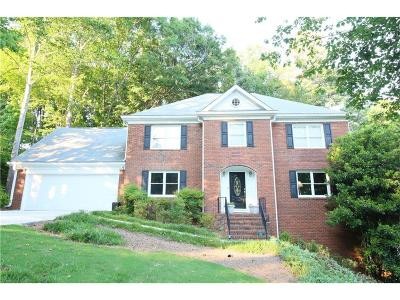Lilburn Single Family Home For Sale: 4592 Montauk Road SW