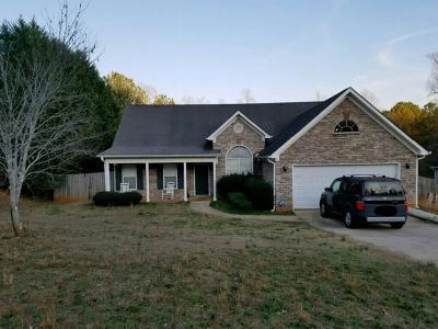 Covington Single Family Home For Sale: 750 Pebble Boulevard