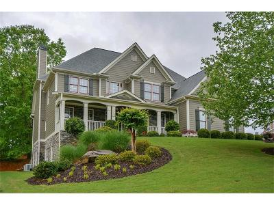 Acworth Single Family Home For Sale: 34 Blazing Ridge Way