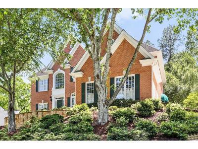 Johns Creek Single Family Home For Sale: 515 Saint Regis Drive