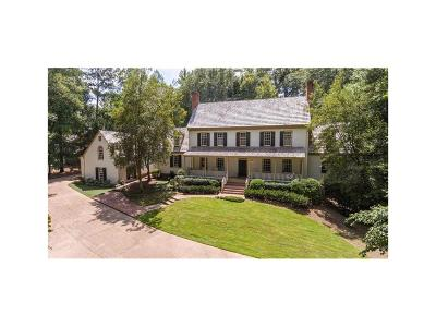 Atlanta GA Single Family Home For Sale: $1,785,000