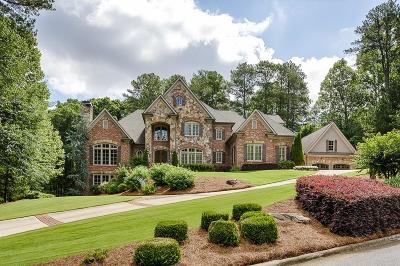 Johns Creek Single Family Home For Sale: 10995 Galen Place