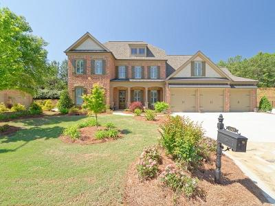 Kennesaw Single Family Home For Sale: 1345 Kilmarnock Point