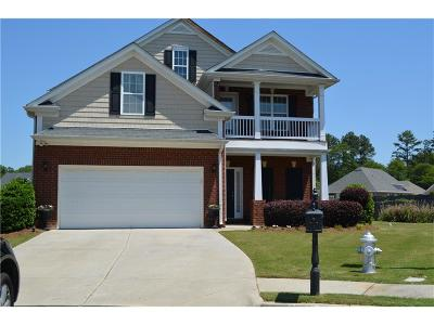 Snellville Single Family Home For Sale: 2103 Benchmark Drive