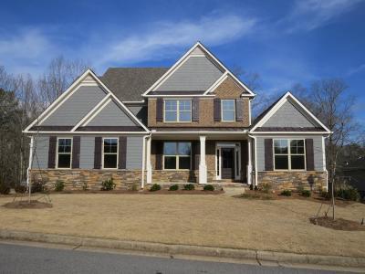 Ball Ground Single Family Home For Sale: 8620 Hightower Ridge